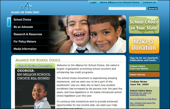 Alliance for School Choice