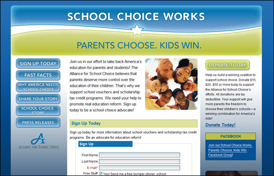 School Choice Works