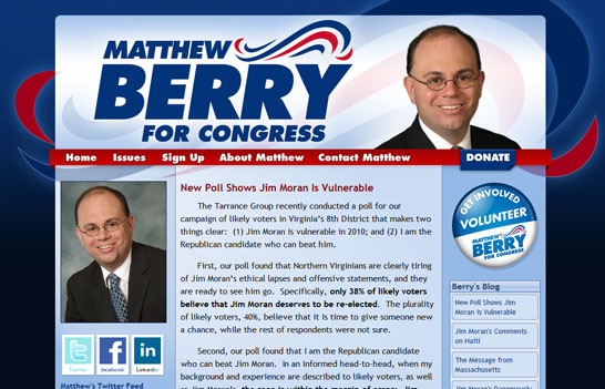 Matthew Berry for Congress